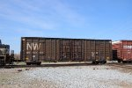 Norfolk Western 60ft. Waffle Side Box Car
