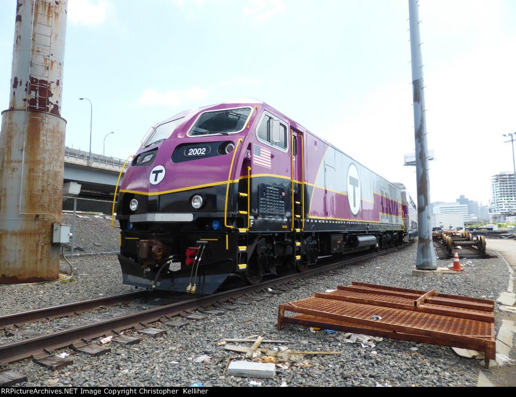 Test train