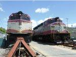 MBTA 1075 & 1119