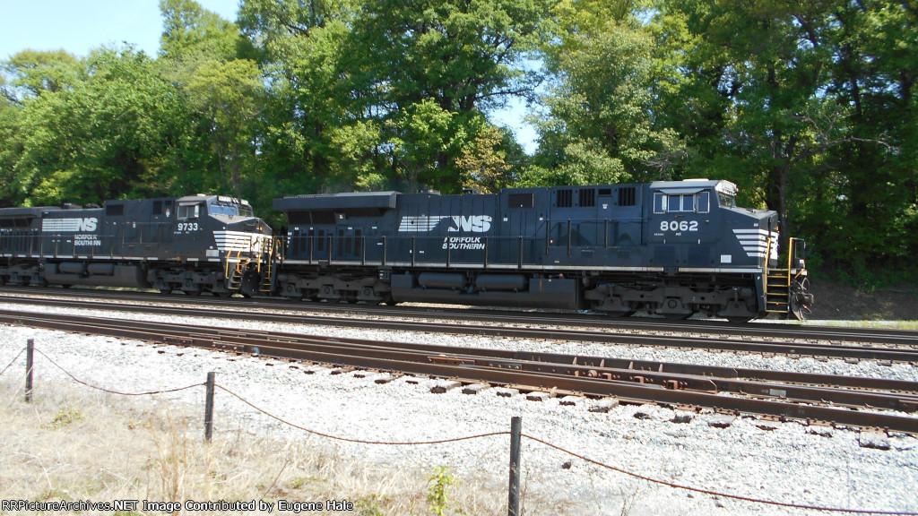 NS 220 at Atlanta,Ga