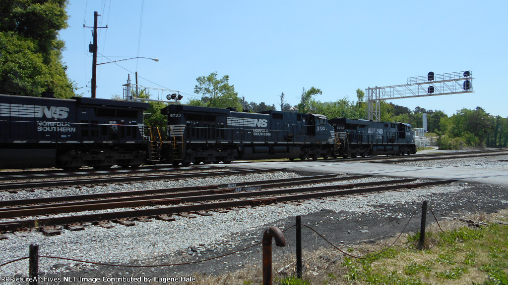 NS 220 at Atlanta,Ga