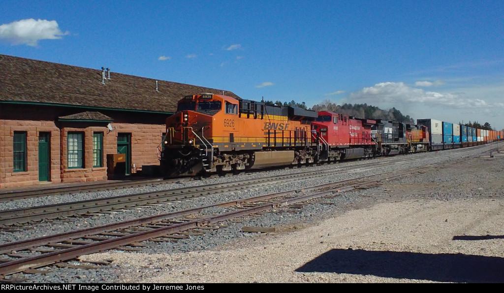 4 Engines, 3 Railroads, 1 Train