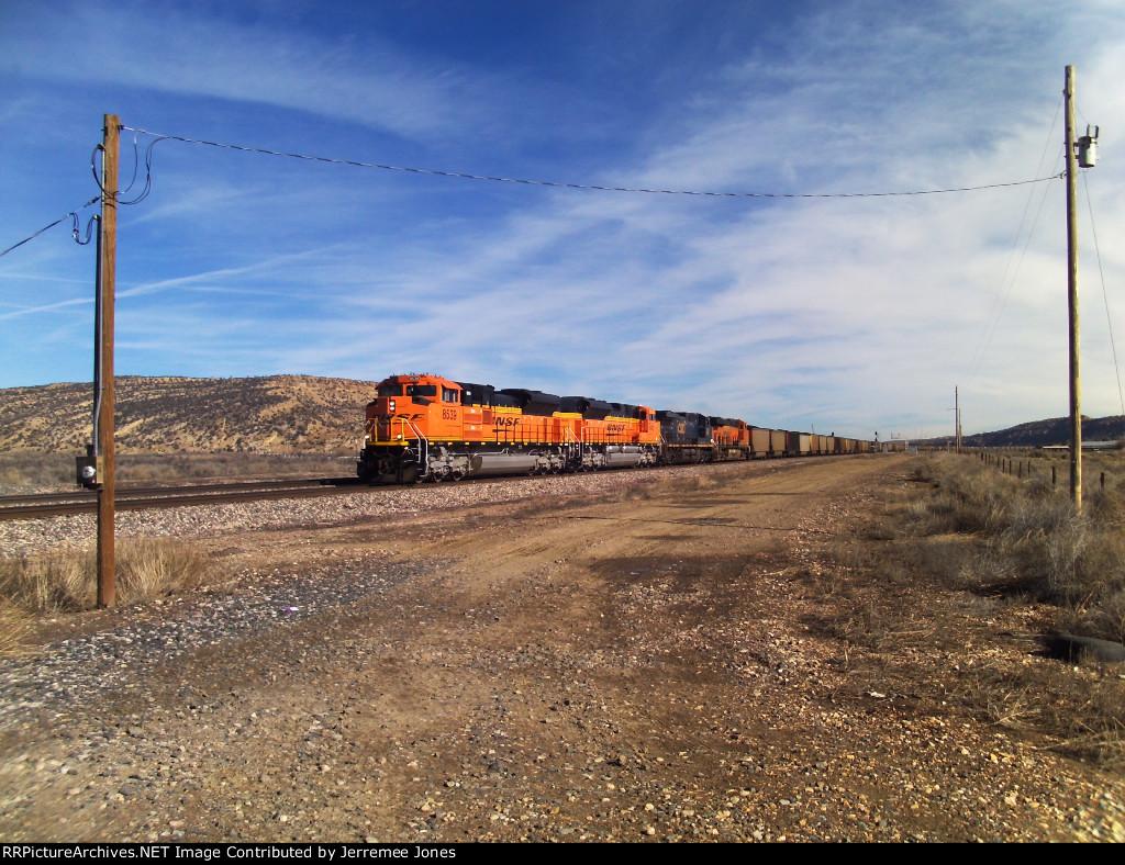 The Awesome Coal Train