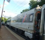 NJ Transit Comet IV cab car 5011