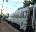 NJ Transit Comet IV cab car 5011