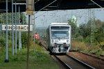 Kusel to Kaiserslautern trans regio