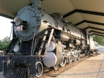 FRISCO 1501 on display at Schuman Park,