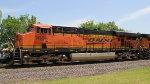 BNSF 7606