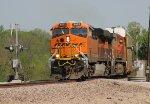 BNSF 6572