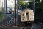 NJT Arrow III #1455 on NJCL Train No. 3513