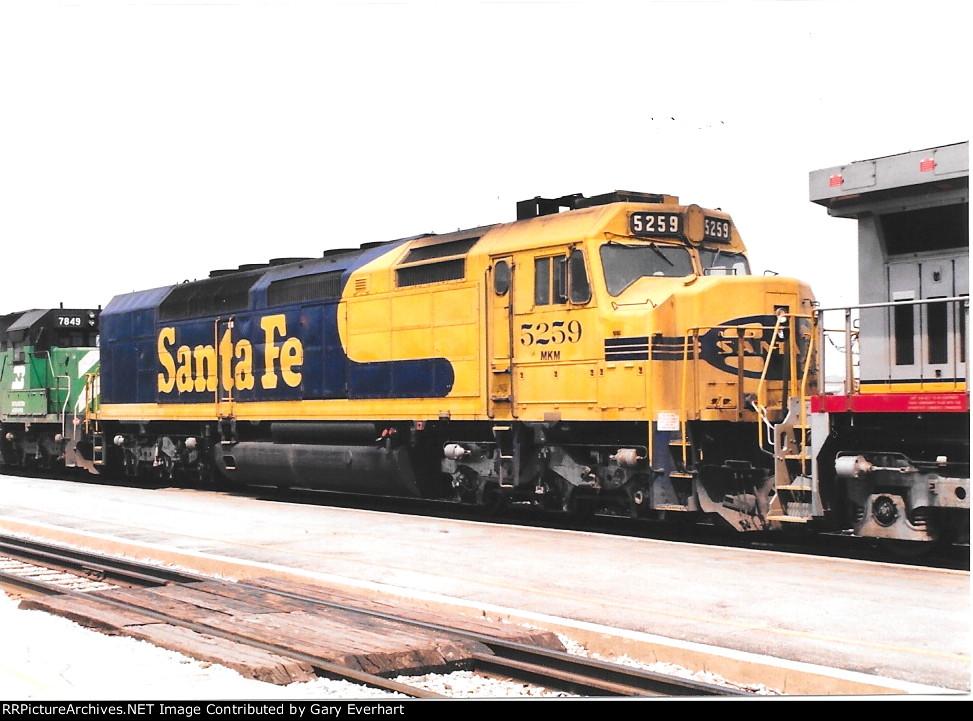 ATSF 5259 - Atchison, Topeka & Santa Fe