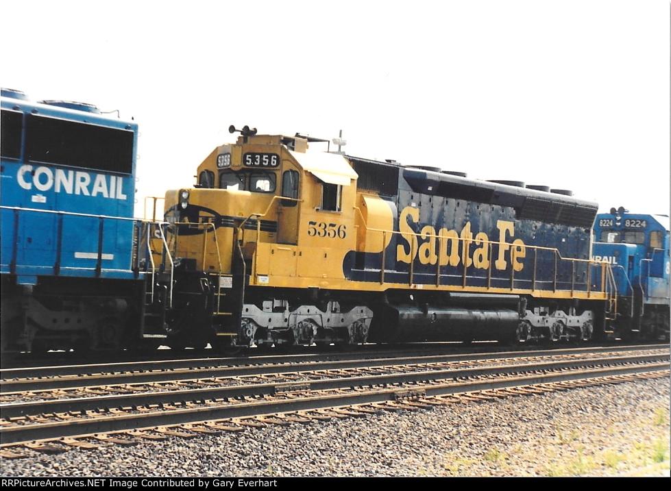ATSF 5356 - Atchison, Topeka & Santa Fe