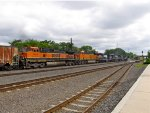 BNSF 1089 and 7354