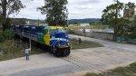EMDX 8795 at ENG Yard