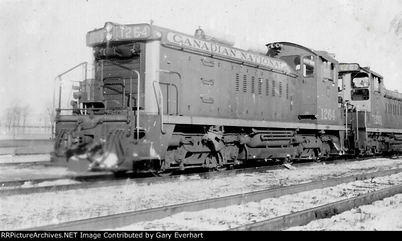 CN 1264 - Canadian National