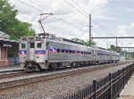 SPAX Silverliner IV #282