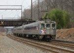 SPAX Silverliner II #9010