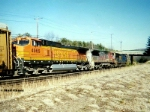 BNSF 4965