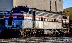 Ex Amtrak FL9