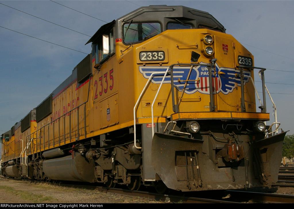Union Pacific #2335