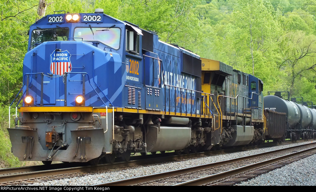 CSX K446-02 Train of the Day