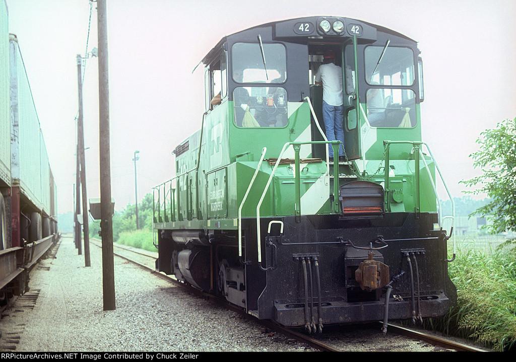 BN SW1500 42