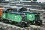 BN  SW1200 237
