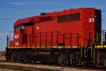 DLCX 3131 rear
