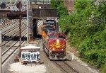 BNSF 263 NS 39G20