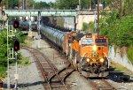 BNSF 1034 CSX K040