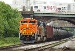 BNSF 9045 CSX K044