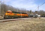BNSF 2261 and 2002