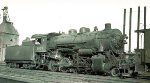 CNW 2-8-0 #1826