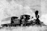 "CNW 4-2-0 ""Pioneer"""