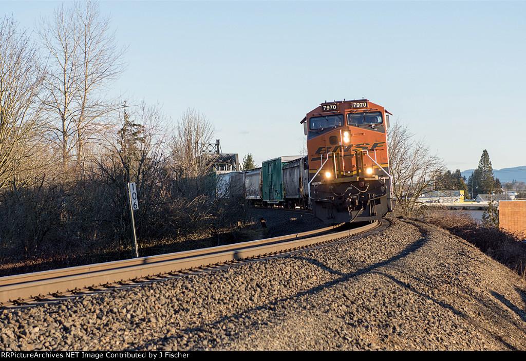 BNSF 7970