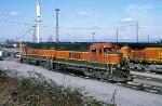 BNSF 2076