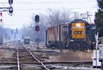 Plenty of signals: old and new at Fostoria, Ohio