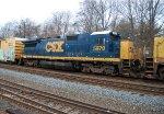 CSX B40-8 5970
