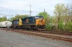CSX Q438 Through South Plainfield