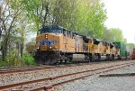 All Union Pacific Lashup on NS 211