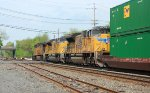 Union Pacific ACes Trail on 211