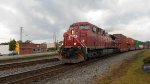 Unstoppable CP 9758 leads NS 285 Southbound solo