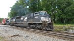NS 2683 leads 22N Southbound at Mableton,Ga