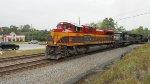 KCS Belle ACe leading NS 347 Southbound