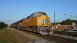 New UP SD70ACe leading  NS 282 Northbound
