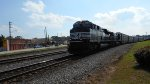 NS M75 with SD70M-2 leader