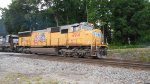 NS 334 Southbound With UP & NS EMD units