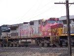ATSF C44-9W 615