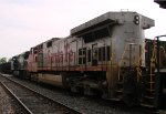BNSF 683 rear