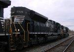 NS 1009 rear